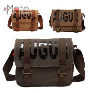 ショルダーバッグ メンズ サコッシュ バッグ キャンバス メッセンジャーバッグ 帆布バッグ カバン 斜め掛け 大容量 鞄 英字|99mate