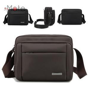 ビジネスバッグ メンズ バッグ サコッシュ ショルダーバッグ シンプル 男女兼用 カバン ビジネス 防水 斜めがけ 鞄 通勤|99mate