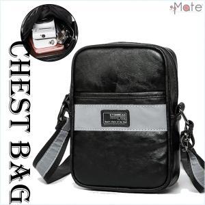 ショルダーバッグ メンズ サコッシュ バッグ 小さめ ビジネスバッグ ミニバッグ メンズバッグ カジュアル PU 防雨|99mate