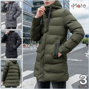 ジャケット 中綿ジャケット メンズジャケット アウター フード付き ショート丈 コート 中綿コート 暖かい 冬服|99mate