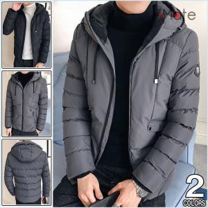 キルティングジャケット メンズ 中綿ジャケット 中綿コート ダウン風コート ビジネスジャケット カジュアル 暖かい 軽量|99mate