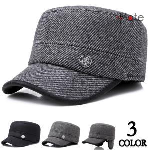 ハンチング 帽子 メンズ ワークキャップ 耳あて付き キャップ ベースボール ゴルフ スポーツ サイズ調節 無地|99mate