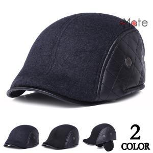 アウトドア 防寒帽 メンズ ゴルフ 40代 50代 ハンチング帽 ハット 帽子 ぼうし 耳あて付き ハンチング 秋冬|99mate