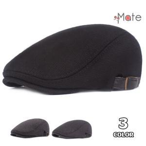 アウトドア 帽子 メンズ ハット ゴルフ ハンチング帽 日よけ帽子 ぼうし キャップ サイズ調節 ハンチング 40代 50代 オシャレ|99mate