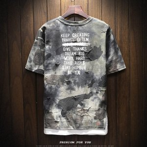 迷彩柄 ティーシャツ メンズ 半袖Tシャツ カジュアル サマー 夏服 お兄系 半袖 Tシャツ おしゃれ|99mate