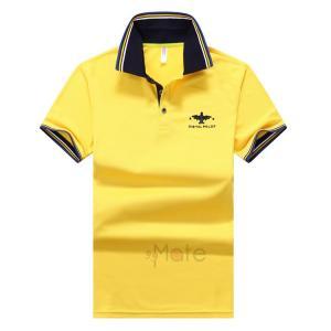 半袖 ゴルフウェア メンズ カジュアルシャツ ゴルフシャツ ポロシャツ Tシャツ POLO 夏 無地 部屋着 お兄系|99mate