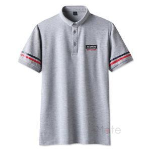ポロシャツ メンズ カジュアルシャツ ゴルフウェア 半袖 Tシャツ ゴルフシャツ POLOシャツ アメカジ おしゃれ 夏|99mate