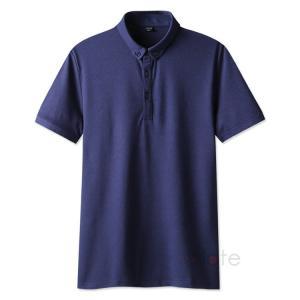 ポロシャツ メンズ 半袖 ゴルフウェア POLOシャツ スポーツウェア Tシャツ ゴルフシャツ 釣り 夏物|99mate
