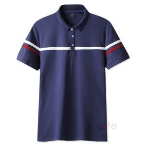 ポロシャツ メンズ 無地 POLOシャツ ゴルフウェア 半袖 Tシャツ おしゃれ シンプル 夏 40代 50代 トップス 部屋着 夏新作|99mate