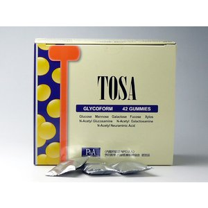 【完売】【送料無料】《糖鎖の為の栄養素が8種類》TOSA・グミタイプ|a-achi