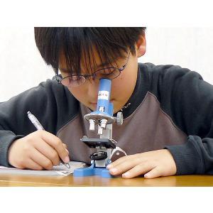 《セット》 顕微鏡 セット M-M300(100倍・200倍・300倍)|a-achi