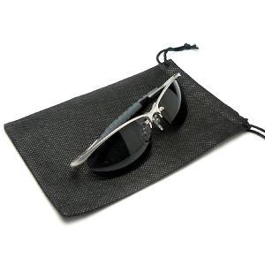 【激安・特価!しかもメール便なら送料無料】ソフトサングラスケース NGK-2607 ブラック|a-achi