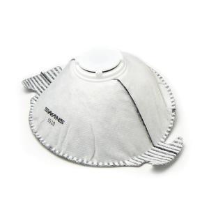 【5枚セット】SWANS(スワンズ)スポーツマスク・交換用排気弁付き立体フィルター(活性炭入り)5枚セット SSM-AG03|a-achi