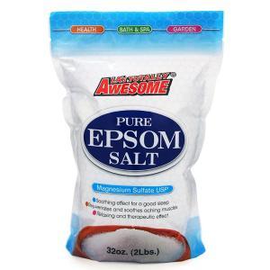 ESP Epsom Salt エプソムソルト 907g 入浴用化粧品|a-base