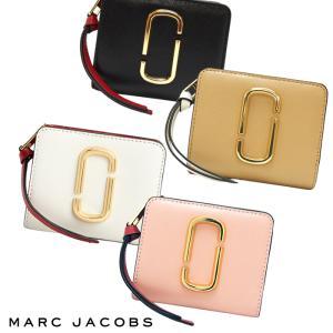 MARC JACOBS マークジェイコブス 二つ折り財布 ミニ財布 全3色 M0013360 SNAPSHOT スナップショット マークジェイコブス 財布|a-base