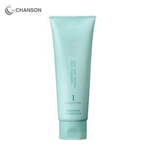 シャンソン化粧品 LES ミルキィクレンジング 110g 【ニキビ肌・オイリー肌・赤ら顔】|a-base