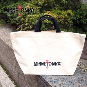 MINNETONKA ミネトンカ キャンバストートバッグ TOTE BAG ナチュラル/オフホワイト レディース トートバッグ 14567200 a-base