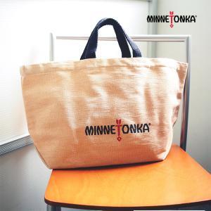 MINNETONKA ミネトンカ キャンバストートバッグ TOTE BAG ベージュ レディース トートバッグ 14567300 a-base