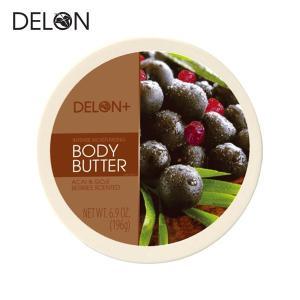 DELON デロン ボディバター アサイー/クコ  196g (ボディークリーム)|a-base