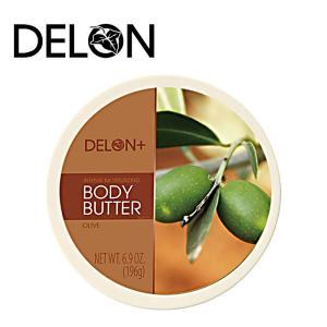 DELON デロン ボディバター オリーブ 196g (ボディークリーム)|a-base
