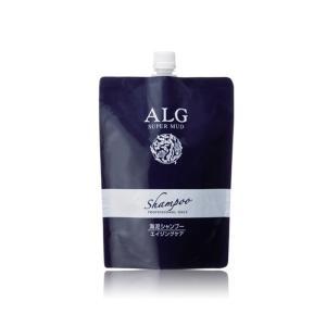 ALG アルグ スーパーマッド シャンプーM 800ml (詰替え用)|a-base