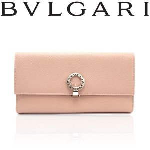 BVLGARI ブルガリ 35199 二つ折り 長財布 ヘーゼル|a-base