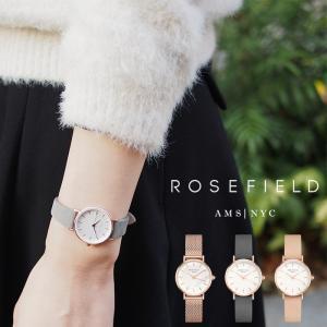 オランダ・アムステルダム発の時計ブランド「ローズフィールド(ROSEFIELD)」。 オランダらしい...