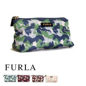 FURLA フルラ コスメティックケース DIGIT S COSMETIC 全4色 化粧ポーチ フルラ ポーチ WE00111 ポーチ ブランド|a-base