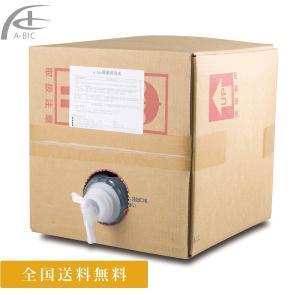 a-bic消臭除菌水 次亜塩素酸水 20リットル 200ppm  送料無料(宅配便:代引き不可)|a-bic