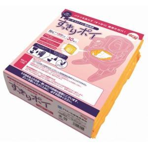 安寿 ポータブルトイレ用処理袋 すっきりポイ 30枚入 533-226 アロン化成|a-care