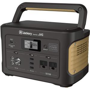 JVCケンウッド ポータブル電源 スタンダードモデルタイプ 容量518Wh AC・USB・シガーソケットポート搭載 BN-RB5-Cの商品画像|ナビ