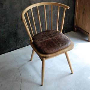 レザークッション for HRC leather cushion for HRC ナチュラルな雰囲気にもピッタリの革製クッション|a-depeche