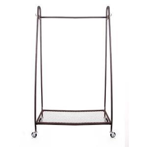 iron hanger stand アイアン ハンガースタンド送料無料 すべてアイアン製のコートハンガー 店舗什器にもおすすめです|a-depeche