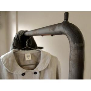 アイアン ハンギングスタンド(L) iron hanging stand (L) インダストリアルな空間に合うハンガースタンド|a-depeche