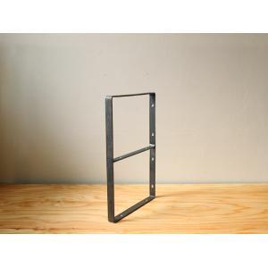 アイアン ウォールシェルフサポート (M) iron wall shelf support (M)|a-depeche