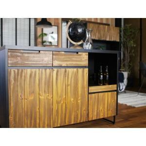 [セール]モダージュカウンターボード 1200 木の質感が美しいモダンなカウンターボード|a-depeche