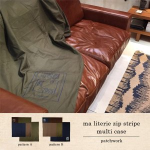 【マルチカバー】マ リトゥリ パッチワークマルチカバー ma literie patchwork multi cover ソファやこたつカバーに使いたいマルチカバー|a-depeche