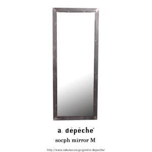 socph mirror (M)ソコフ ミラー (M)|a-depeche