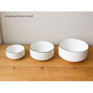 standard line bowl L スタンダードライン ボウル L 木の温もりに、ベストなテーブルウェア|a-depeche