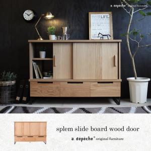 スプレム スライドボード ウッドドア splem slide board wood door|a-depeche