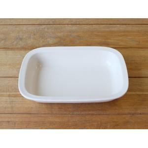 ソルベ 角プレート 深(白) 深みがあり、汁気の多い料理やカレー、オムライスのお皿にピッタリ|a-depeche