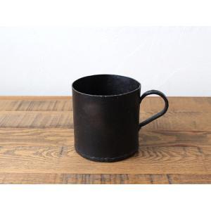 アイアンカップ(L)アイアンで作られた素朴なマグカップ型小物入れ|a-depeche