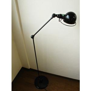 ジェルデ フロアランプ-シグナル(ブラック)/JIELDE 833送料無料 フランス生まれの工業用ランプ|a-depeche