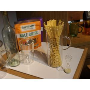 ガラスウェア メジャーカップ L 3つの目盛りのかわいいカップ|a-depeche