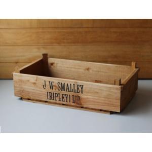 ウッデンカントリーボックスC感覚で使える木箱|a-depeche