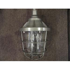 マゼラン ペンダント シルバー 船舶照明の様なデザインの天井照明 a-depeche