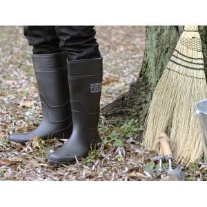 ラバーブーツ-A 雨の日やガーデニングが楽しくなる長靴|a-depeche
