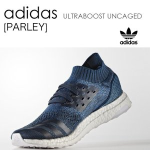 adidas Ultra Boost Uncaged Navy PARLEY アディダス ブースト BY3057|a-dot