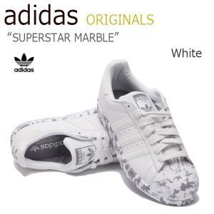 adidas SUPERSTAR MARBLE White アディダス スーパースター マーブル AQ4658