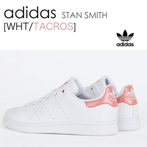 adidas STAN SMITH WHT TACROS スタンスミス PINK ピンク CG6426|a-dot